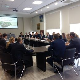 Конференция «Знакомство с инвестиционным и туристическим потенциалом г.о.Тольятти»