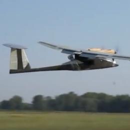 Резидентом ООО «УРАРТУ» разработан и спроектирован беспилотный летательный аппарат «Мурена»