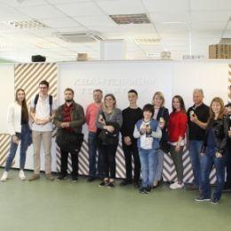Студенты французской школы ГАРАК заглянули в сердце инноваций Самарской области