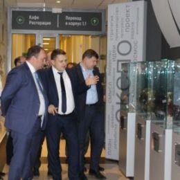 Технопарк «Жигулевская долина» посетила экономическая делегация из Республики Беларусь