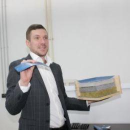 Резидент «Жигулевской долины» создал инновационную жидкую кровлю