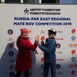 Успех тольяттинских кванторианцев во Владивостоке