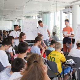 Ученики тольяттинского Кванториума принимают участие в работе профильной смены «Школа исследователей и изобретателей «Юниквант» — Smart City»