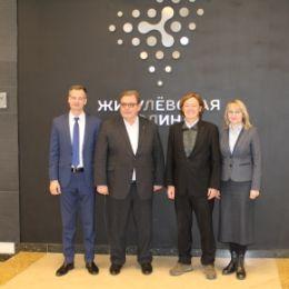 Зарубежный опыт и высокие технологии в помощь Тольятти и Самарскому региону