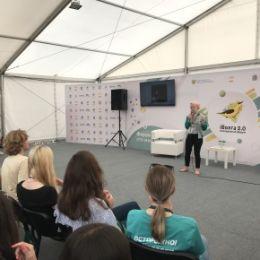 Воспитанники детского технопарка Тольятти «засветились» на молодежном форуме «iВолга 2.0»