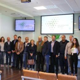 Визит в «Жигулёвскую долину» делегации провинции Пьяченца (Италия)