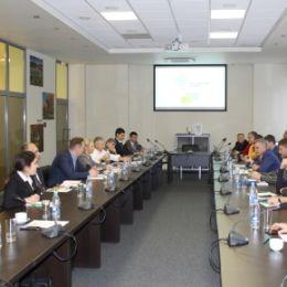 Диалог на языке инноваций. Самарскую область посетила делегация во главе с президентом итальянского аэрокосмического кластера IR4I региона Эмилия-Романья Гаэтано Бергами.