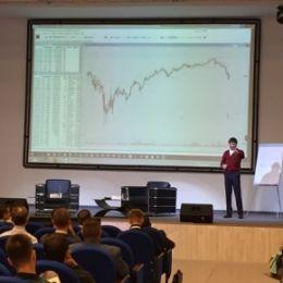Технопарк «Жигулевская долина» посетил известный биржевой аналитик