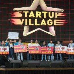 Квалифицированный резидент «Жигулевской долины» призер Startup Village