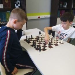 В Шахматной гостиной технопарка «Жигулевская долина» началось бесплатное обучение