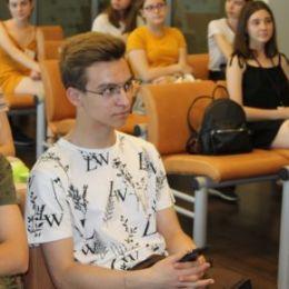 Технопарк «Жигулевская долина» посетили участники летней школы Наноград «СОЗВЕЗДИЕ ТГУ»