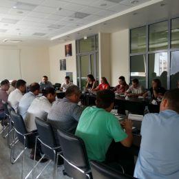 Рабочая встреча по проекту «Жигулевская долина 2»