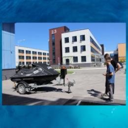 Коллаборация резидентов «Жигулевской долины» и Кванториума-63 для любителей безопасного отдыха на воде