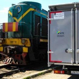 Резидент «Жигулевской долины» переводит железнодорожный транспорт на метановое топливо