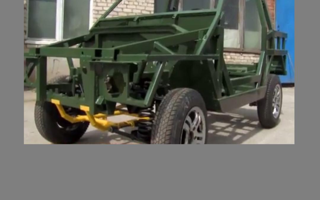 Перспективные транспортные средства для производств ТОР «Тольятти»